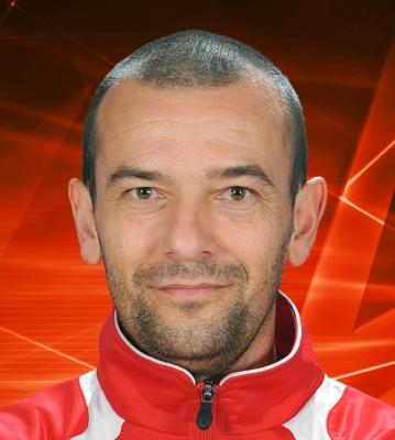Balogh András edző